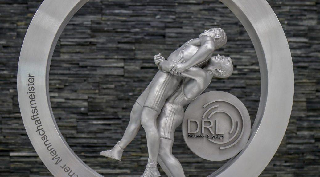 DRL-Pokal (Foto: Edelstahl Rosswag)